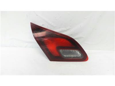 2014 Vauxhall Astra 10-15 Hatch N/S Passengers Side Boot Tailgate Lamp Light LH