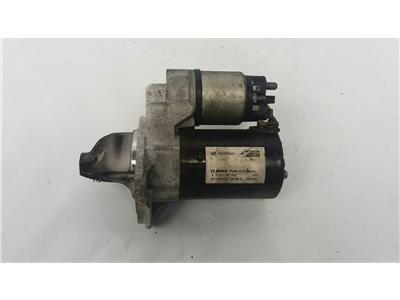 2014 Vauxhall Astra J 2010 To 2015 1.4 Petrol A14XER Starter Motor 55578921