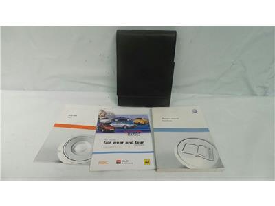 2009 Volkswagen Passat 2005 To 2010 2.0 Diesel CBBB Book Pack