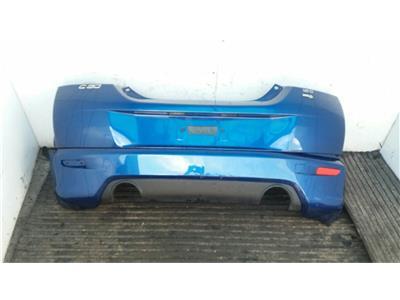 2010 Volvo C30 2010 On R-Design BLUE 3 Door Hatchback Rear Bumper