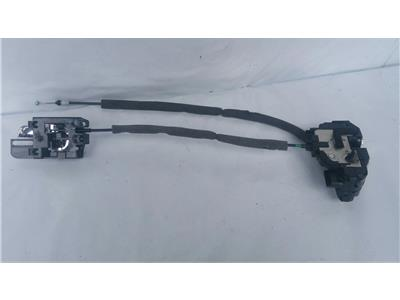 2013 Nissan Qashqai 2010 To 2013 O/S Drivers Rear Central Locking Door Latch