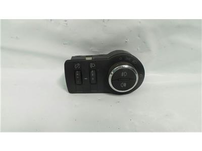 2014 Vauxhall Astra J 2010 To 2015 Headlamp Headlight Switch
