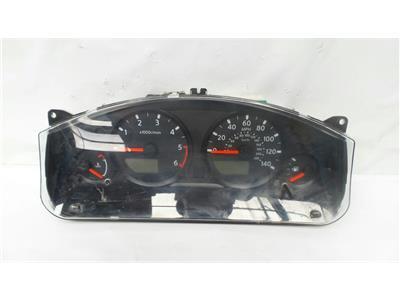 2005 Nissan Navara D40 2005 To 2010 2.5 Diesel YD25DDTi Speedo Head 24810-EB313