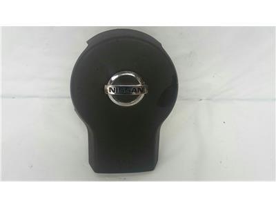 2007 Nissan Navara D40 05-10 2.5 Diesel Steering Wheel Airbag AMEB2076040392