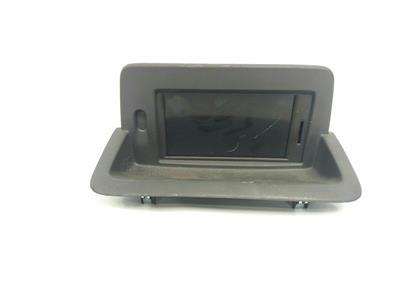 2012 Renault Clio MK3 2009 To 2012 K9K770 Multi Function Display Unit 259151852R