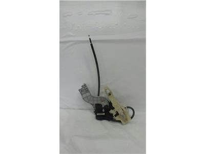 2011 Kia Sportage 2010 To 2013 N/S Passenger Rear Central Locking Door Latch