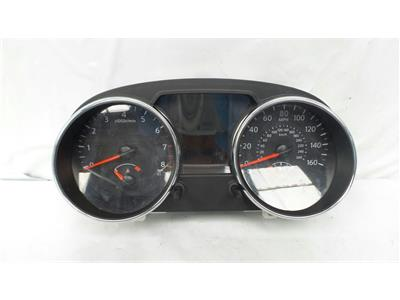 2013 Nissan Qashqai 2010 To 2013 Manual Petrol Speedo Head 10849-LBN