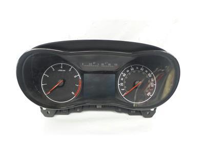 2015 Vauxhall Corsa E 2014 On Manual Petrol Speedo Head 367030224