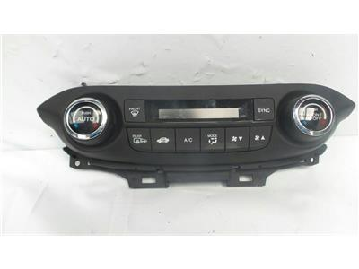 2013 Honda CR-V 2012 To 2015 Heater Control Assembly