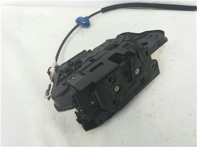 09 Volkswagen Scirocco 09-14 Coupe O/S Drivers Front Central Locking Door Latch