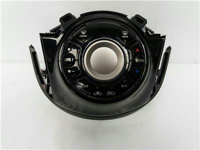 2015 Nissan Micra K13 2013 To 2016 Heater Control Assembly