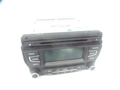 2013 Kia Cee'd 2012 To 2015 5 Door Hatchback Radio CD Player AC110A2EE