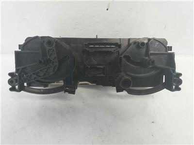 2009 Mitsubishi Colt 2006 To 2008 5 Door Hatchback Heater Control Assembly