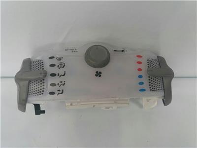 2010 Citroen C1 2009 To 2012 5 Door Hatchback Heater Control Assembly