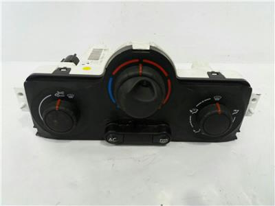 2007 Renault Megane 2002 To 2005 Heater Control Assembly