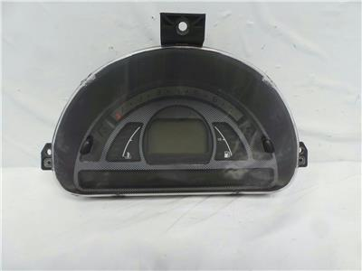 2005 Citroen C2 2003 To 2008 Sequential Manual Petrol Speedo Head 21675596