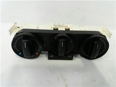 2005 Volkswagen Polo 2002 To 2005 Heater Control Assembly