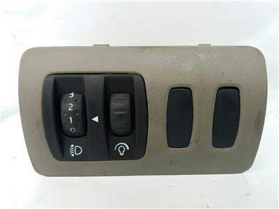 2006 Renault Clio MK3 2006 To 2009 3 Door Hatchback Headlamp Headlight Switch