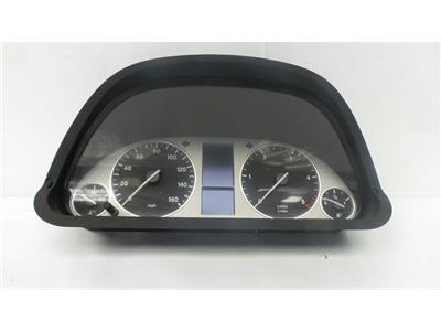 2008 Mercedes-Benz B Class W245 2008 To 2011 5 Door Automatic Speedo Head