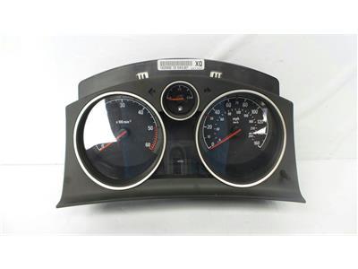 2007 Vauxhall Astra 2004 To 2006 Manual Diesel Speedo Head 13225992