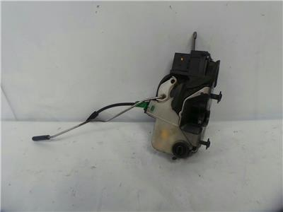 2011 Vauxhall Astra 2010 To 15 Hatch O/S Drivers Rear Central Locking Door Latch