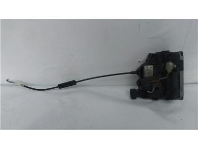 2013 Vauxhall Corsa 2011 On Hatchback O/S Driver Rear Central Locking Door Latch