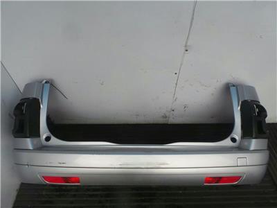 2010 Citroen Grand C4 Picasso 2007 To 2013 VTR+ HDi SILVER M.P.V. Rear Bumper