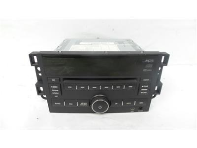 2011 Chevrolet Aveo 2008 To 2011 5 Door Hatchback Radio CD Player AGC-9232RT