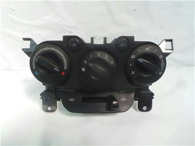2010 Mazda 2 2008 To 2015 Heater Control Assembly