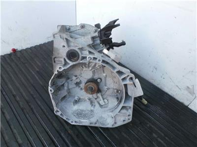 2013 Renault Clio MK4 2013 To 2016 0.9 Petrol H4B400 5 Speed Manual Gearbox