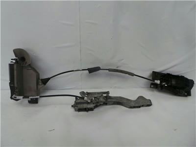 2014 Peugeot 208 2012 To 2015 O/S Drivers Front Central Locking Door Latch