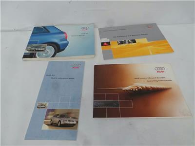 2003 Audi A3 8L1 1996 To 2003 1.9 Diesel ASZ Book Pack