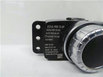 2014 Mercedes-Benz A Class 2012 To 2015 Sat Nav Controller A2469001309