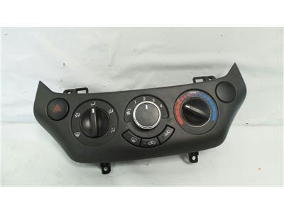 2011 Chevrolet Aveo 2008 To 2011 5 Door Hatchback Heater Control Assembly