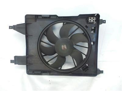 2007 Renault Megane 2006 To 2010 1.6 Petrol K4M813 Radiator Cooling Fan