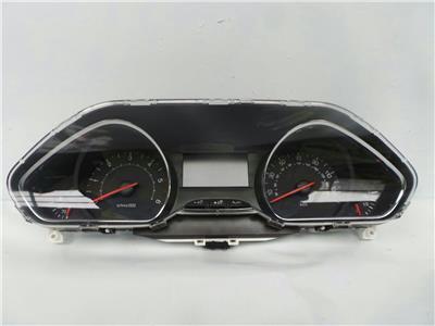 2014 Peugeot 208 2012 To 2015 5 Door Hatchback Manual Diesel Speedo Head