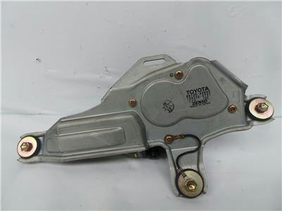 2002 Toyota Rav4 2000 To 2005 5 Door 4x4 Rear Wiper Motor