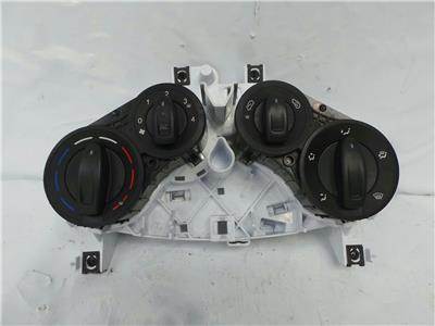 2013 Ford Ka 2009 To 2016 Heater Control Assembly