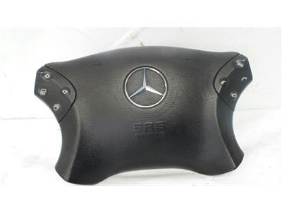 2005 Mercedes-Benz C Class 2003 To 2007 2.1 Diesel Steering Wheel Airbag