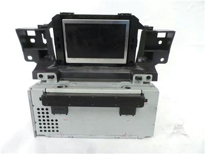 2015 Ford Focus 2014 On Radio CD Player & Controls F1FT18B955GC & F1BT18C815HH