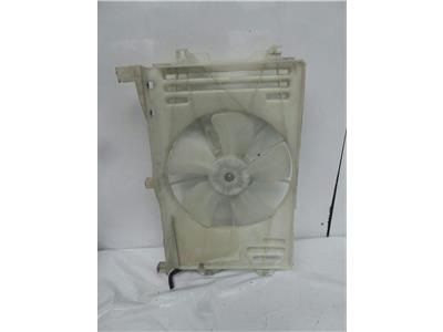 2007 Toyota Avensis 2003 To 2007 1.8 Petrol 1ZZ-FE Radiator Cooling Fan