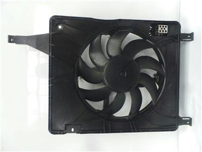 2010 Nissan Qashqai+2 2010 To 2013 2.0 Diesel M9R832 Radiator Cooling Fan