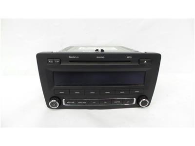 2011 Skoda Yeti 5L 2010 To 2013 5 Door Hatchback Radio CD Player 1Z0035161N