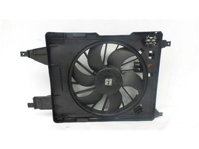 2006 Renault Megane 2006 To 2010 1.5 Diesel K9K724 Radiator Cooling Fan