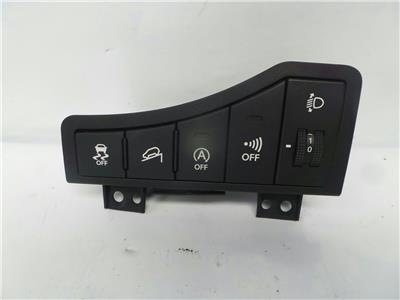 2013 Kia Sportage 2010 To 2013 Headlamp Headlight Adjustment Switch