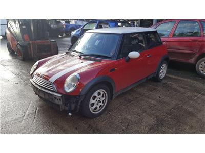 2003 MINI Mini 2001 To 2008 Cooper 1 6l Manual Petrol RED Car ECU
