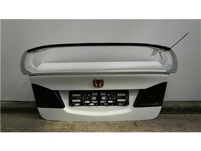 2010 Honda Civic FD2 06-08 4 Door Saloon Mugen RR Style Boot Lid With Spoiler