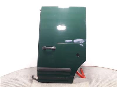 2003 Ford Transit Connect 2002 To 2009 T220 LH Side Door 1.8l Manual Diesel GREEN LCV Door Rear LH