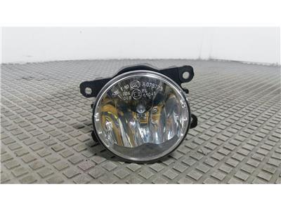 2012 Renault Scenic 2009 To 2013 Passengers N/S Front Fog Lamp Spot Light