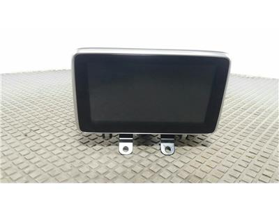 2015 Mazda CX-3 2015 On PE Multi Function Display Screen D09H 611J0A